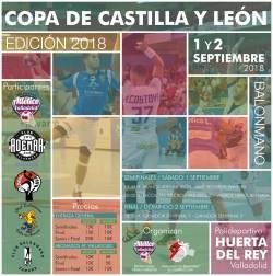 Cartel Copa Castilla y Leon 2018